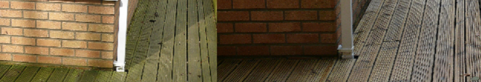 Decking Cleaning Services in Surrey