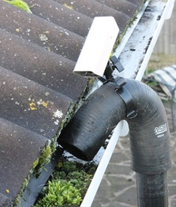 surrey guttering cleaning and inspection